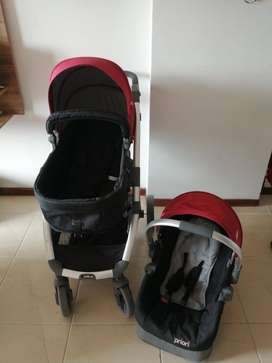 Coche travel system priori 4 en 1