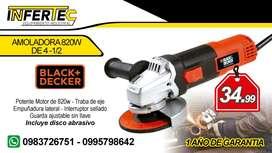 Herramientas manuales y eléctricas, equipamiento industrial