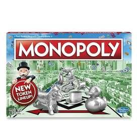 Monopoly Classic Game Original Envío Rápido