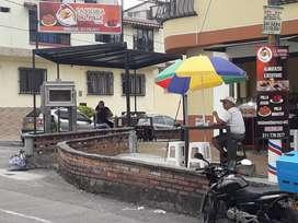 Se Vende Asadero y Restaurante.