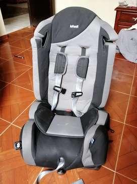 A la venta silla para bebe para el carro