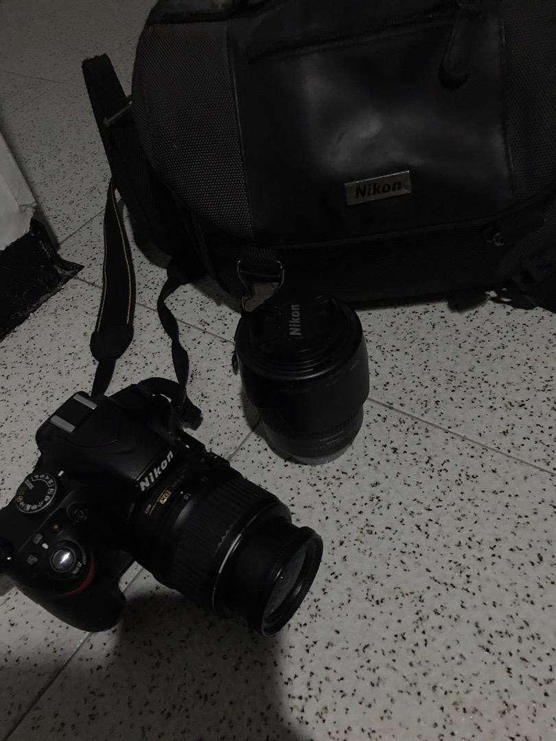 Nikon 3200 camara profesional 0