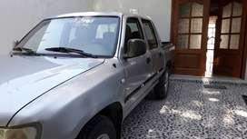 Vendo Camioneta 4x2 MARCA ZAUTO