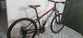 Se vende bicicletas escorpión y lynce.