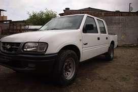 Camioneta Chevrolet Luv C/D 2005 - Poco Negociable