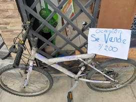 Ocasion - Vendo Bicicleta