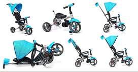 Vendo Triciclo plegable Tiger Deluxe marca Felcraft en Muy Buenas condiciones.