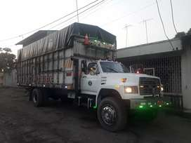 Vendo camion ford 800