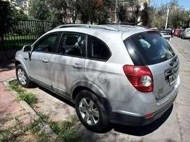 Chevrolet captiva LT 2012