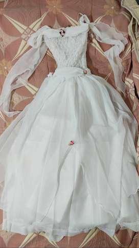vestido de primera comunion y de fiesta
