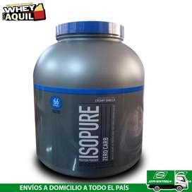 Isopure Zero Carb Whey Protein Isolate 4,5 libras