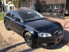 Audi a3 vendo permuto y financio