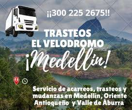 Trasteos La Floresta Medellín