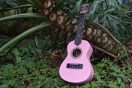Ukelele rosa