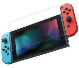 Vidrio Templado Proteje Pantalla Nintendo Switch Profesional