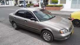 Chevrolet Steen 2001