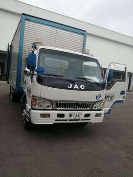 Jac 1060 modelo 2014 excelente estado