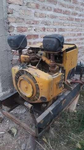 Generador y soldador