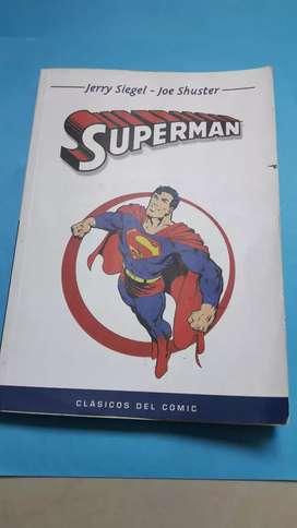 SUPER MAN-Clásicos del Cómic