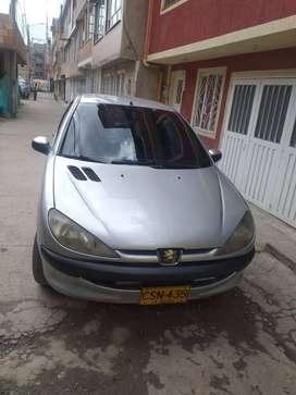 Peugeot 206 - 2000