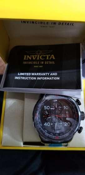Reloj Invicta Aviator Original Nuevo