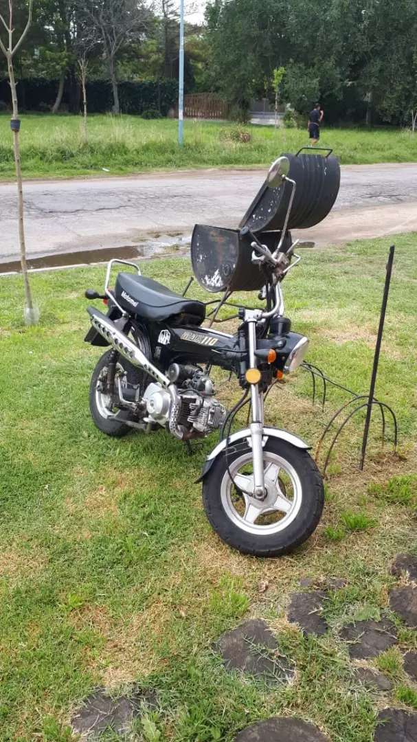 Motomel max 110cc 0