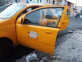 Venta de taxi del año 2011