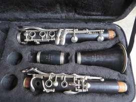 clarinete de madera Malerne Paris