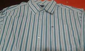 Camisa Manga Larga Tommy Hilfiger Tal 14