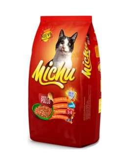 Michu peso 8kg