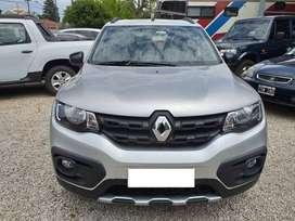 Renault Kwid OUTSIDER 1.0 2019 con 0 kilómetros y a Nafta. Color Gris Plata
