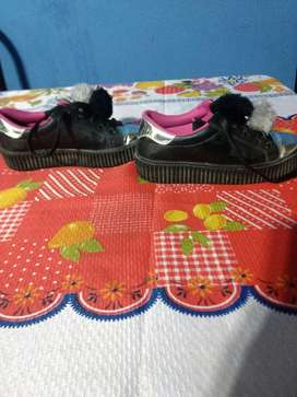 Zapatillas Plumitas