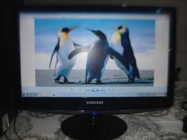Monitor Lcd 20 Samsung B2030n Impecable Estado No Envio