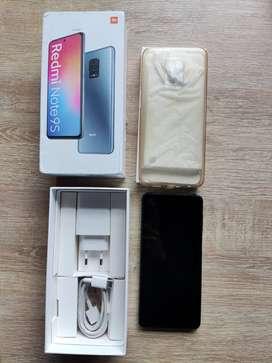 Celular Xiaomi Redmi Note 9S 64GB 4GB RAM 48Mp 5020 mAh 4G Lte Usado 10/10