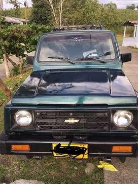 Vendo Chevrolet Samurai excelente estado