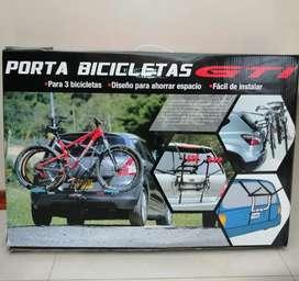 Porta bicicletas (3 bikes)