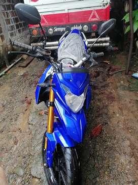 Vendo moto Dukare Nueva