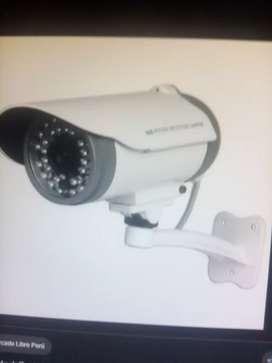 Asesoramiento e instalación de cámaras de seguridad para hogar y empresa.