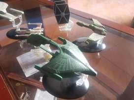 Aviones de Coleccion Star Wars