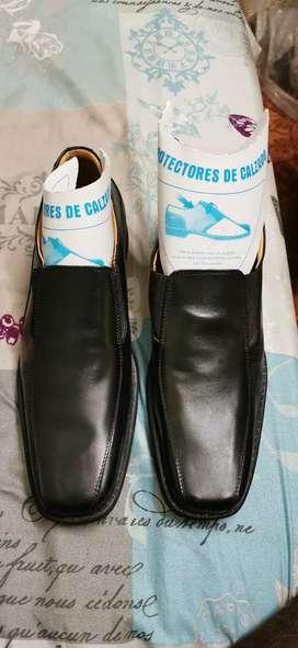 Zapatos serios para hombre talla 43 nuevos