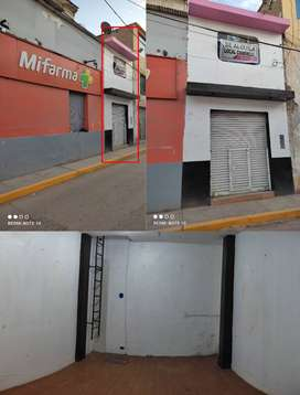 ALQUILO LOCAL COMERCIAL - CHICLAYO