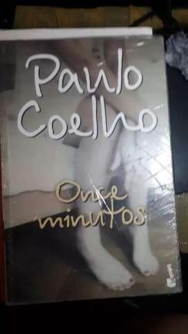ONCE MINUTOS (PAULO COELHO)usado