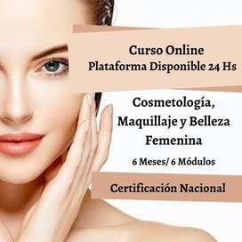 Curso Online - Certificación Nacional