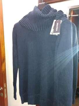 Liquido Sweater Dama Nautica