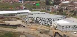 lote cerca al nuevo terminal de Tunja