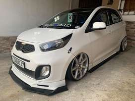 Se vende kia picanto 2015 modificado