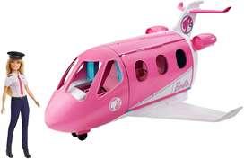 Jet de Barbie Original y nuevo de Mattel incluye muñeca
