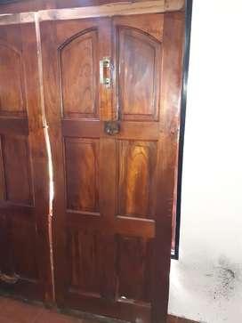 Puertas de Cedro Macizo