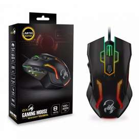 Mouse Gamer Genius Scorpion Spear Pro - 8 botones - Programable