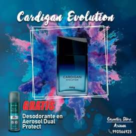 Cardigan Evolution 90ml